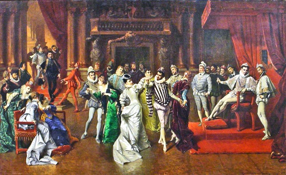 Танцы и развлечения СТРАННИКИ ИСКУССТВА