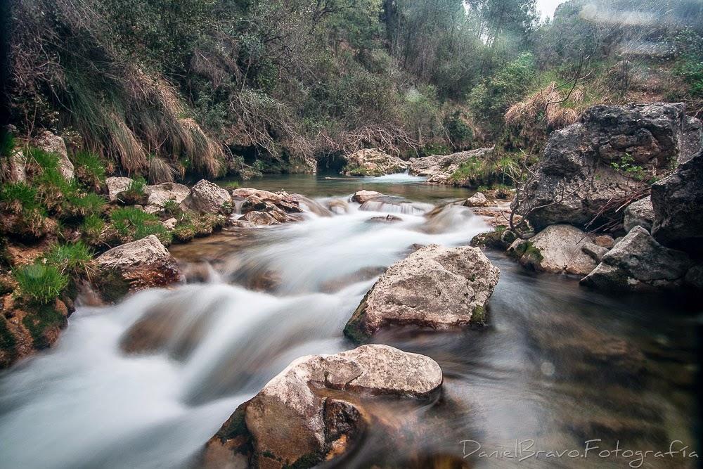 Cazorla, río Borosa, cerrada de Elías