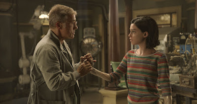 Alita: Battle Angel 2019 movie Rosa Salazar Christoph Waltz