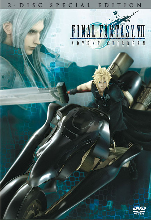 Final Fantasy 7 Advent Child Stream