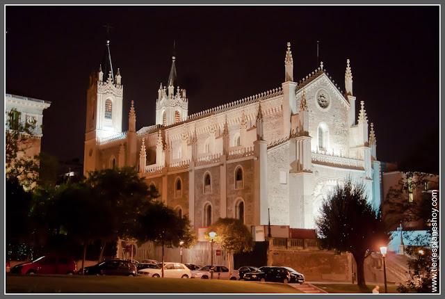 Los Jerónimos Madrid