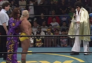 WCW Clash of the Champions XXXI - The Taskmaster hates Elvis Baby!