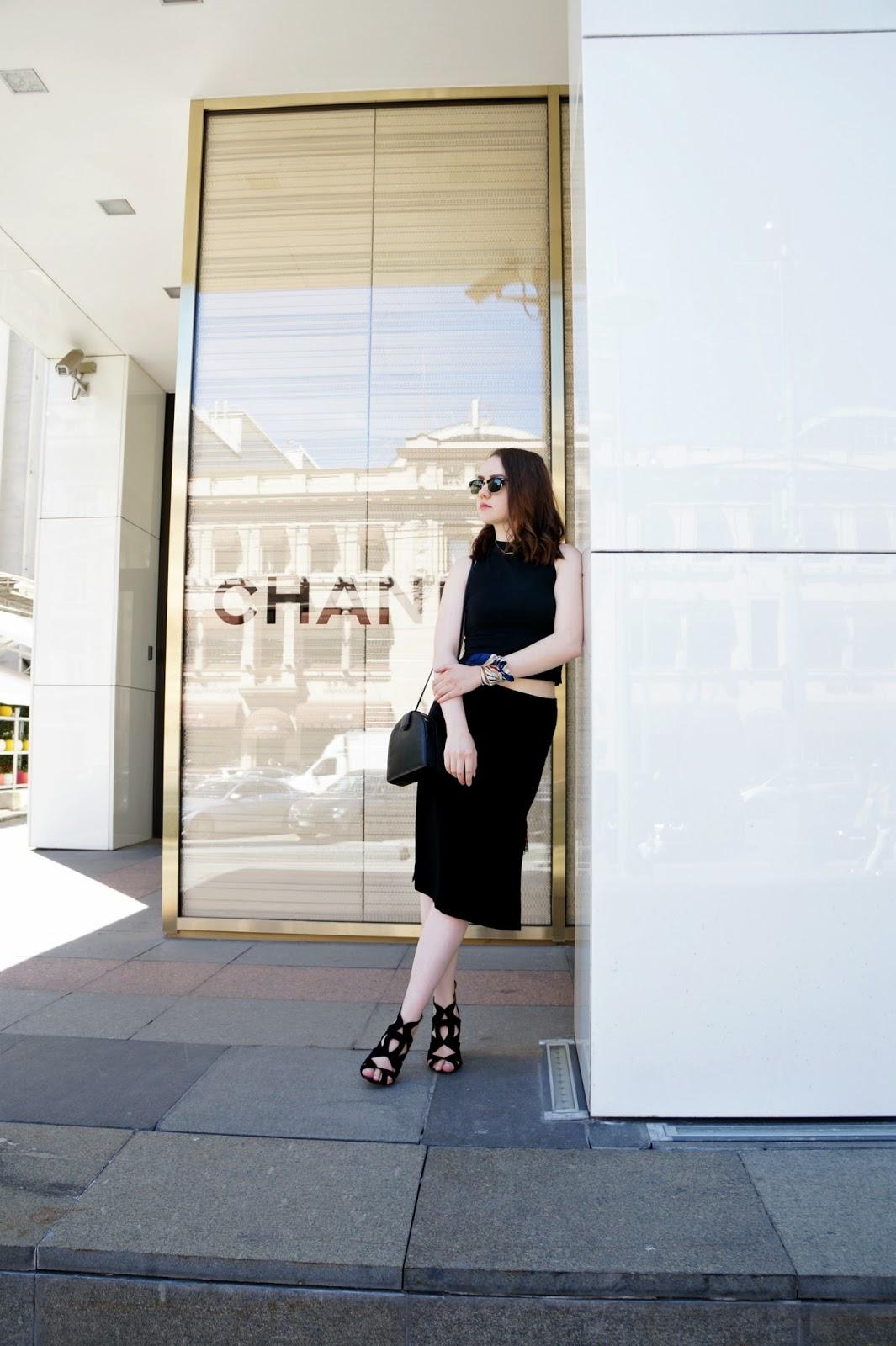 Alina Ermilova | H&M Contest | Outfit