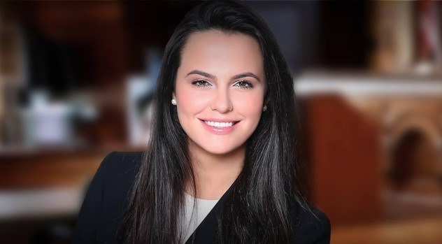 Suzanna Shkreli, the Albanian running for US Congress!