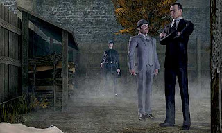 Sherlock Holmes Vs Jack the Ripper (X-BOX360) 2009