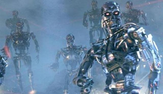Mengerikan, Robot Militer Ini Menjadi Alat Pembunuh Manusia Kelak Di Masa Depan