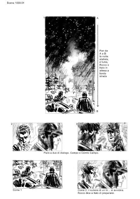 Rocco Schiavone - 2016 #storyboard 01
