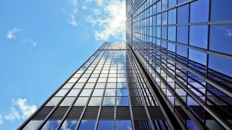2 Modern Building Facade