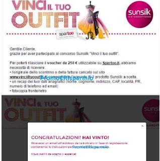 Logo Anche tu puoi vincere un voucher Spartoo da 250 euro!