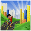 Download Game Shiva Bicycle Rider Adventure APK