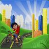 Gratis Unduh Game Shiva Bicycle Rider Adventure APK