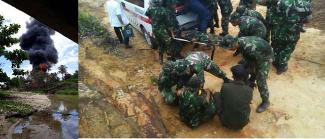 Innalillahi, 4 Prajurit TNI AD Tewas Akibat Malfungsi Meriam Saat Latihan Perang di Natuna