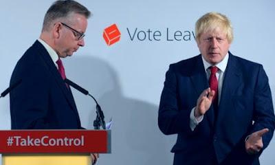 Souvenirs référendaires du Brexit