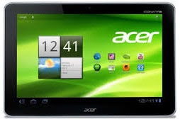 Cara Reset Acer A210 Inconia lupa pola / password