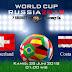 BOLA88 - PREDIKSI BOLA PIALA DUNIA : SWISS VS COSTA RICA 28 JUNI 2018 ( RUSSIA WORLD CUP 2018 )