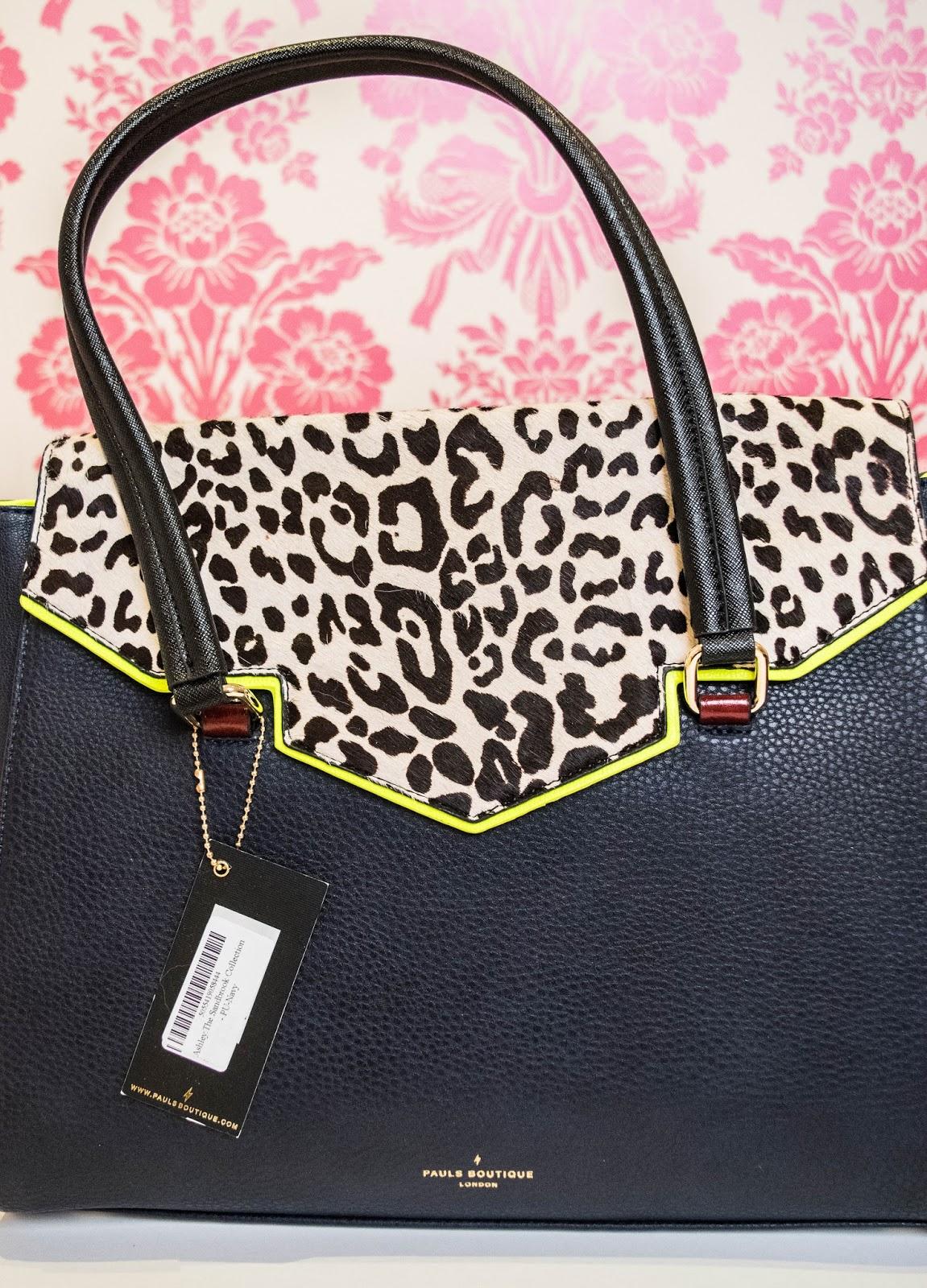 b2edee1515 Ramblings of a Jaffa Cat  Paul s Boutique Handbag