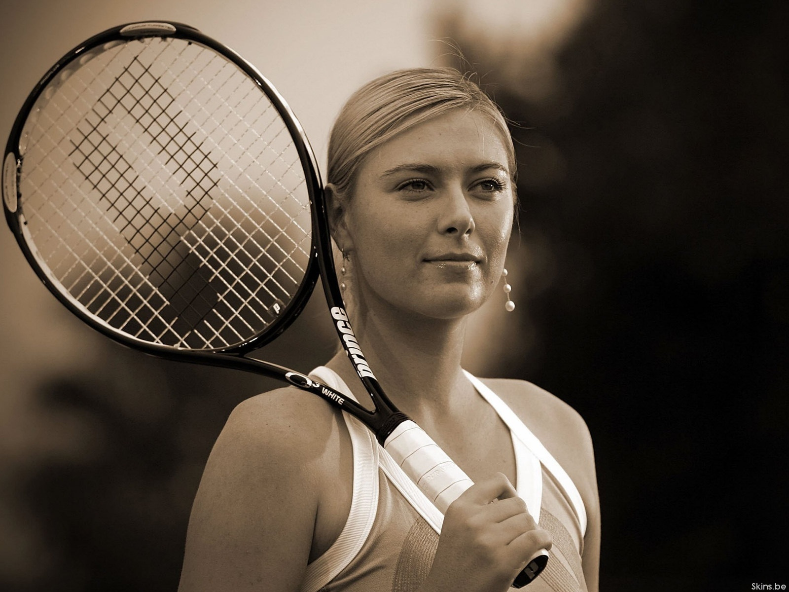 Maria Sharapova Is The Most Dazzling Tennis Player  The -5375