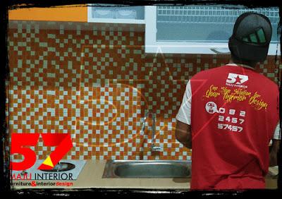 Jasa interior kediri Kitchen set di Kediri, Desain interior kediri, interior dapur kediri