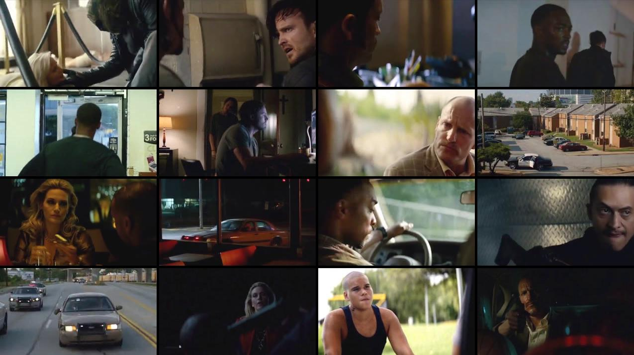 Triple 9 2016 WEB DVDRip 300MB