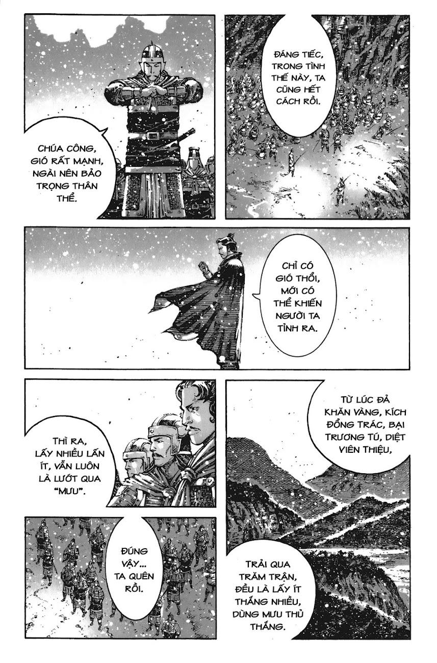 Hỏa phụng liêu nguyên Chương 431: Binh thối Hoa Dung [Remake] trang 11