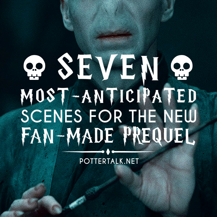 New Scenes for Fan-Made Voldemort Prequel