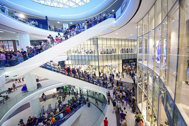 Siêu tổ hợp Sunshine Empire Ciputra, trung tâm thương mại quốc tế tại nút giao Phạm Văn Đồng