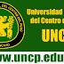 Resultados UNCP 2019-1 (Domingo 24 Marzo) Lista de Ingresantes - Examen de Admisión - Universidad Nacional del Centro del Perú - www.uncp.edu.pe - www.uncpadmision.edu.pe