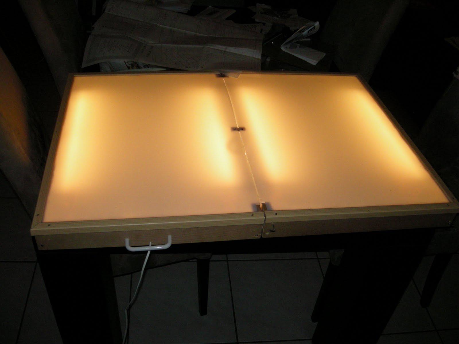 Pequefelicidad mesa de luz para ni os por qu y c mo for Mesa de dibujo con luz