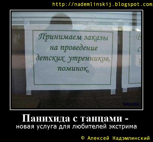 Анекдоты от Алексея Надэмлинского Анекдоты о дураках