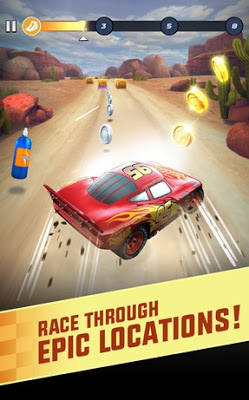Game mod Cars Lightning League apk
