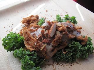 Chinese Restaurant Chicken Grinding