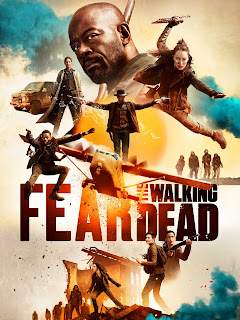 Fear the Walking Dead Temporada 5 audio latino capitulo 9