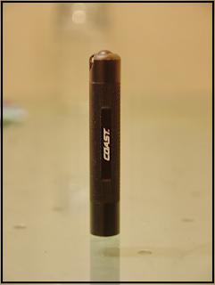 Coast Mini Tac, LED, 1 light