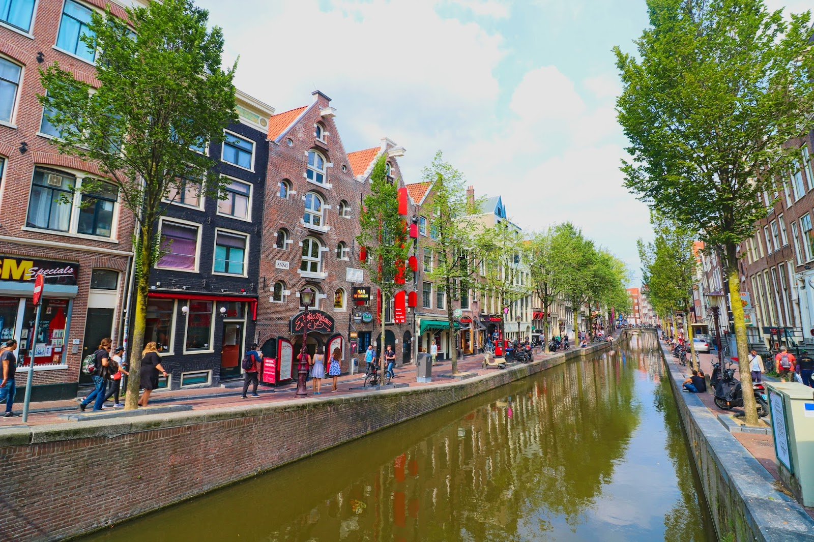 kanał, podróże, eurotrip, holandia