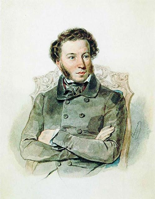 Alexander Sergeevich Pushkin (1799 - 1837)
