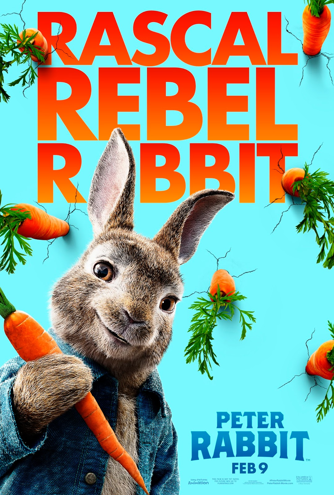 Sony's PETER RABBIT Character Appearance in Atlanta!  via  www.productreviewmom.com