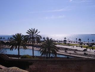 Parc de la Mar in Palma de Mallorca