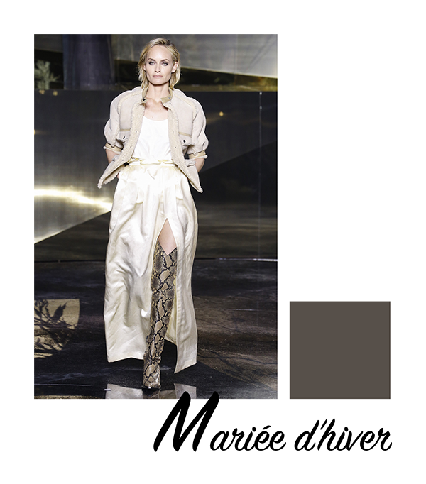 fashion weeks automne 2016 h&m blanc clémence m