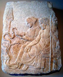 Τα ιαματικά θαύματα που καταγράφονται στις επιγραφές της Επιδαύρου