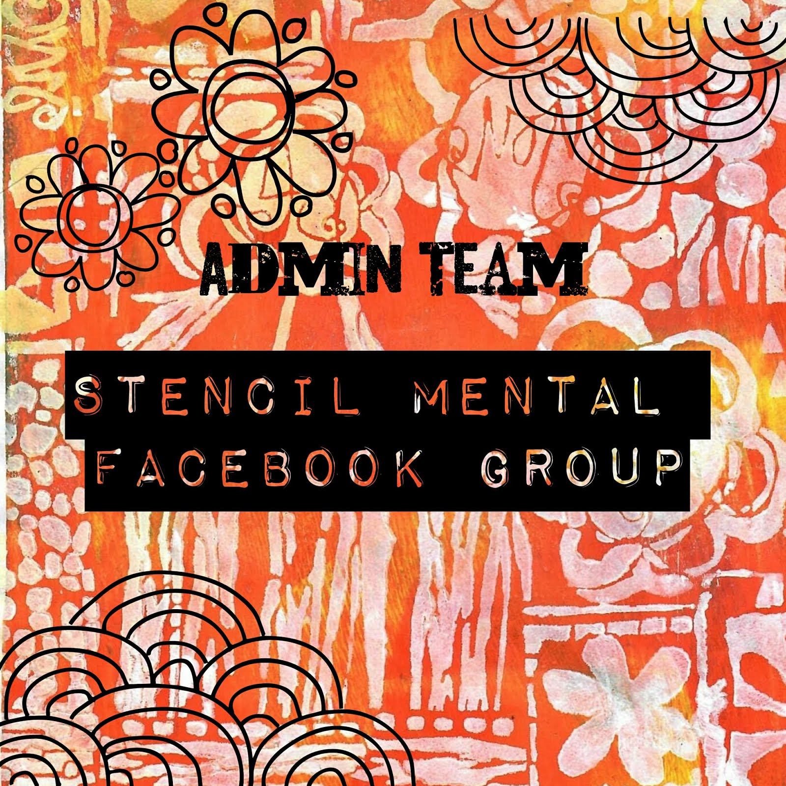 Stencil Mental Facebook Group