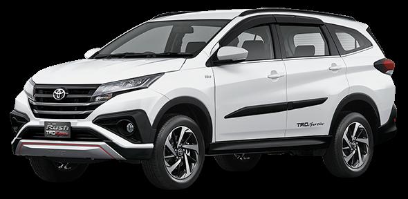 Harga Toyota Jakarta 2018