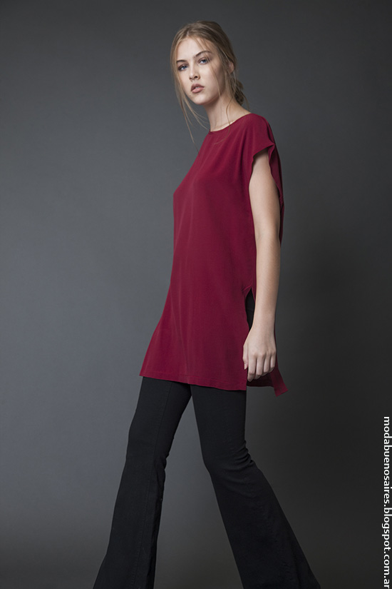Vestidos invierno 2016 ropa de mujer. Moda 2016 invierno.