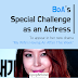 BoA's Special Challenge as an Actress
