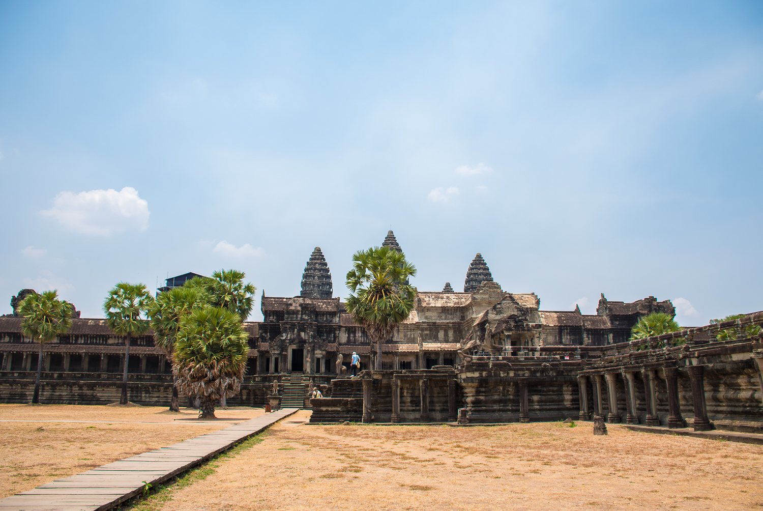 Angkor wat temple wonders of the world cambodia