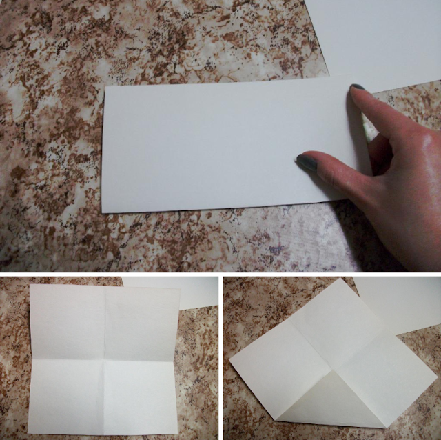 creasing the squares