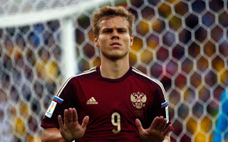 Arsenal seal Aleksandr Kokorin move