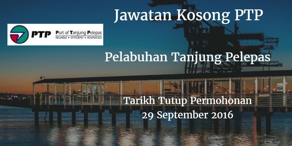 Jawatan Kosong PTP 29 September 2016