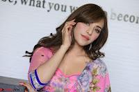 Angela Krislinzki Rogue Movie Fame Telugu Actress in Saree Backless Choli 010.JPG