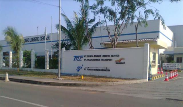 Lowongan Kerja SMA SMK D3 S1 PT. Toyota Tsusho Logistic Center, Jobs: Staff Warehouse