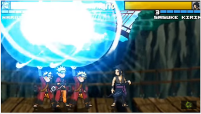 Download Naruto Shippuden Era Shinobi War Apk Full Unlock